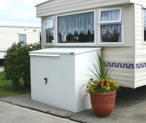 Caravan Site Storage Unit