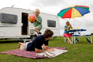 Enjoy a Caravan break this Spring!