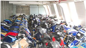 Stolen bikes recovered by the Met squad
