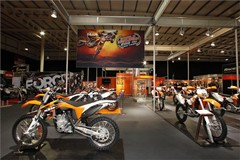 the 2011 International Dirt Bike Show