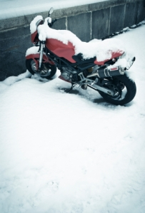 Have your prepared your Motorbike for the Winter Season?