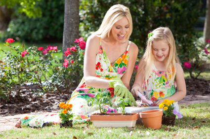 What will you do for National Gardening Week?