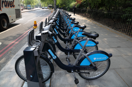 Boris Bike Hire Scheme