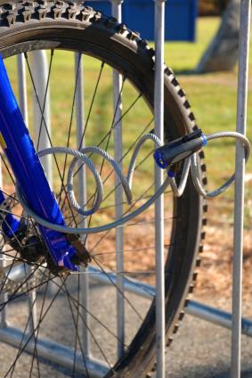Bike racks Vs Car parking