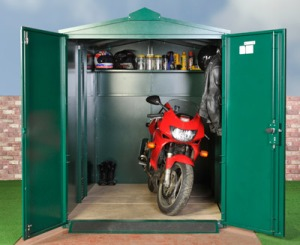 Asgard Motorcycle storage
