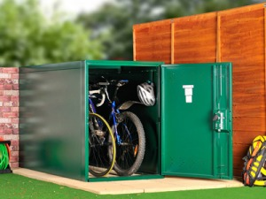 Secure Bike Storage
