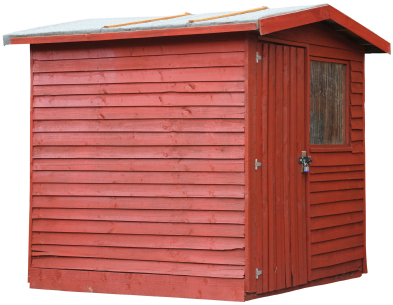 Can you transform your shed?
