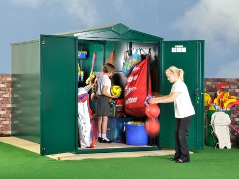 Asgard School Storage Shed
