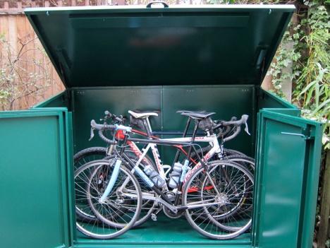 The Asgard Access ideal for 4 bikes