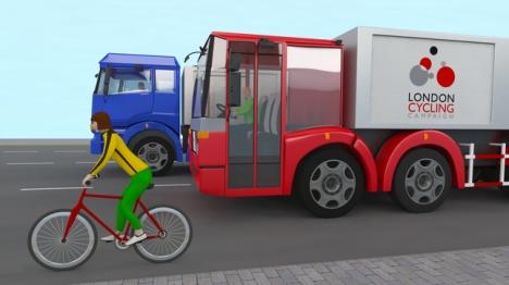 Safer Urban Lorry