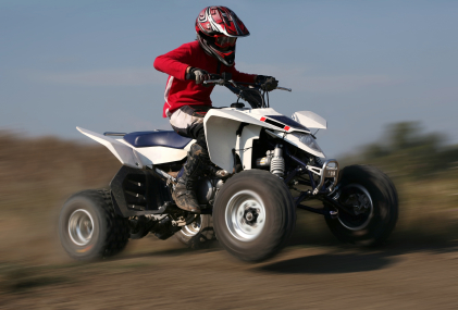 Buying a quad bike