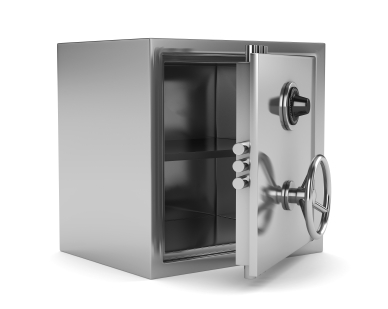 Protect your valuables in a home safe